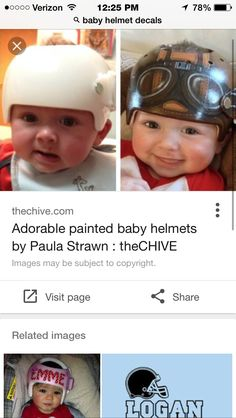 Airplane Doc Band Doc Band Decorating Pinterest - Baby helmet decalsbaby helmets lee pinterest creative baby helmet and babies