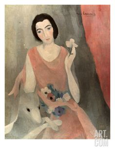 Laurencin: Guillaume Giclee Print by Marie Laurencin at Art.com