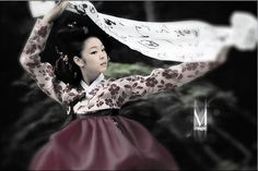 Hanbok, Korean Traditional Dress...kim Yu - Na ... Image