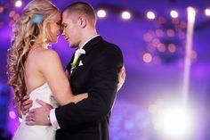 Waldorf Astoria Orlando wedding photos. Lighting by keventlighting.com #waldorfastoriaorlando #waldorforlando #waldorfwedding #orlandowedding #ballroomwedding #beautifulwedding #weddingreception #weddinglighting