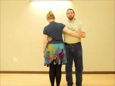 Contra Dance Flourishes: How to Do a Waist Swing
