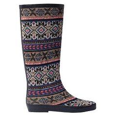 Muk Luks  Women's Aubrie Rain Boot at Famous Footwear