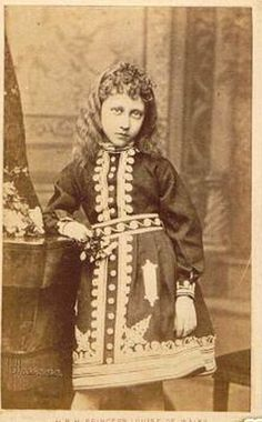 Princess Louise of Wales.
