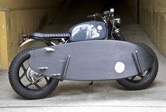Bmw street tracker #surf #motorcycles #StreetTracker #motos | caferacerpasion.com