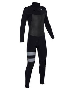 PHANTOM 202 FULL SUIT Thermo Light technology on the inside of the suit radiates heat back onto your body for the warmest, lightest surf yet.