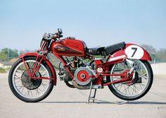1946 Moto Guzzi Dondolino - Classic Italian Motorcyles - Motorcycle Classics
