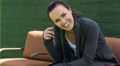 We sat down with Martina Hingis to find out how she stays in shape, what she does in her down time, and what her tennis fashion picks of the season are. Tennis Fashion, Stay In Shape, How To Find Out, Interview, In This Moment, Fitness, Sports, Hs Sports, Sport