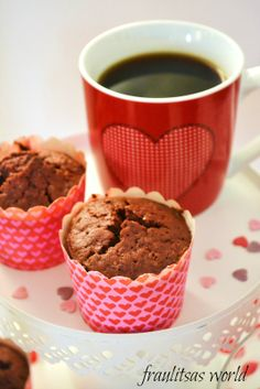 Be My Valentine Be My Valentine, Coffee Time, Muffins, Sweets, Candy, Breakfast, Food, Morning Coffee, Muffin