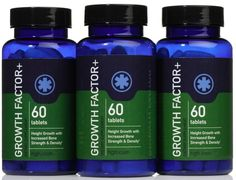 Growth Factor Plus Human Growth Hormone to help you grow taller with no side effects.