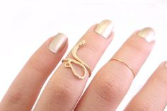 #galisfly.com             #ring                     #Gold #Filled #Snake #Ring                          Gold Filled Snake Ring                              http://www.seapai.com/product.aspx?PID=377925