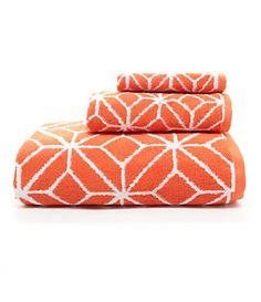 Trina Turk Trellis Bath Towels | Dillard's Mobile