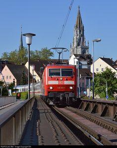 RailPictures.Net Photo: 120 101-1 Deutsche Bahn BR 120.1 at Konstanz, Germany by Olli