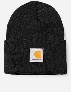 Carhartt - Acrylic Watch Hat black