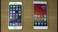 iPhone 6 vs Xiaomi Mi4 First Review