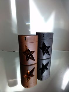 two of my favourite fragrances from the Thierry Mugler range. The bottle on the left aptly named Havana comprises of Honey and Tobacco which has resulted in a velvety smooth mature scent that is simply divine whilst the bottle on the right named A Taste of Leather progresses with the natural aroma of leather by delivering a strong desirable hit of leather and A*Men which mellows into a musky fog chocolate naughtiness.