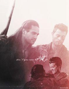 warrior boyfriends :)