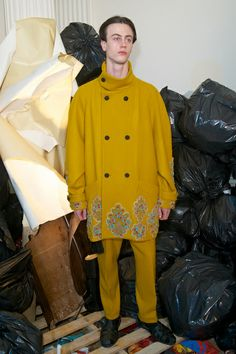 Meadham Kirchhoff | Fall 2013 Menswear Collection
