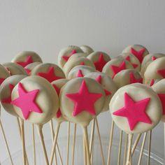 Oreo pops! Galletas oreo cubiertas de chocolate #FiestaNeón  Fiestas personalizadas @Dulcycandy