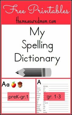 Inventive Spelling