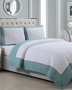 Save up to off department store prices at Stein Mart with designer brands for less. Celine, Paisley Quilt, Diamond Quilt, Queen, Quilt Sets, Bed & Bath, Beautiful Homes, House Beautiful, Luxury Bedding