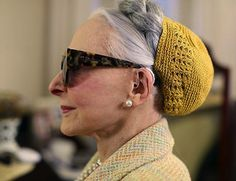 STYLE CRONE » Blog Archive » The Collaboration: Advanced Style And ...
