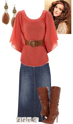 """""""Britt Nicole"""" by horsecrazy4 ❤ liked on Polyvore (without the earrings)"""