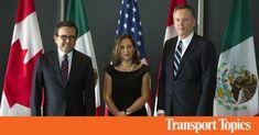 ICYMI: NAFTA Trio to Gather in Davos as Negotiations Resume in Canada