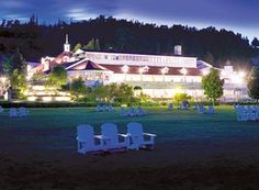 Mission Point Resort, Mackinac Island.  Wonderful memories!