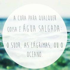 o oceano <3