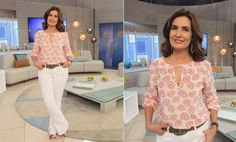 vote e escolha o look Pants Outfit, Every Woman, Casual Looks, Ideias Fashion, Glamour, Plus Size, Formal, Lady, My Style