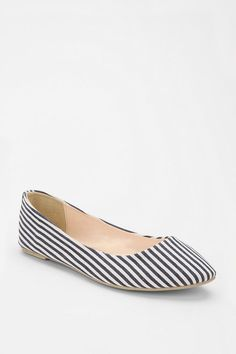 #Flats.... I love anything stripes..these are cuuuute