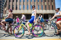 Toronto 2014 WorldPride Dyke March by Daily Xtra, via Flickr