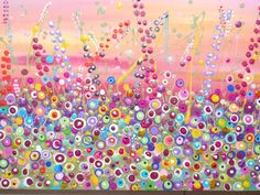Made-By-Me....Julie Ryder: New Flower Meadow Canvas....