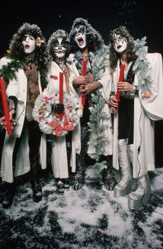 Paul Stanley, Peter Criss, Gene Simmons, Ace Frehley