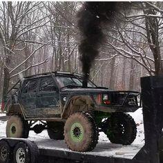 #Cummins diesel cherokee