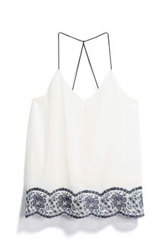This with actual straps. Style Me, Cool Style, Stitch Fix Fall, Stitch Fix Stylist, Personal Style, Camisole Top, Style Inspiration, Casual, How To Wear