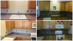 Blaine, MN couple had us update new condo a few weeks after they moved in.  Tropico engineered stone counters with Bronze Prairie backsplash and undermount Blanco Biscotti sink.  Great job by the Granite Transformations - MN team!