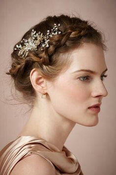 Greek/Roman braid hairstyle
