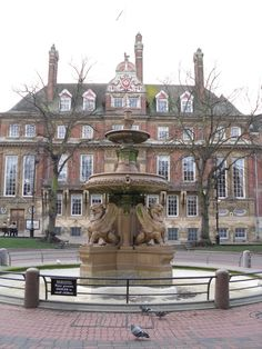 Town Hall Square, Leicester, England