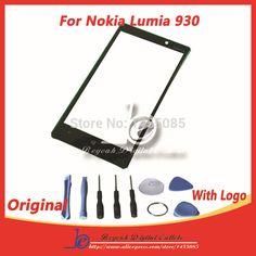 Дешевое Оригинальная передняя черный экран стеклянный объектив для Nokia Lumia 930, Купить Качество Сенсорные панели для мобильного телефона непосредственно из китайских фирмах-поставщиках:          For Nokia Lumia 925 Original LCD Display Black Touch Panel Cover GlassUS $ 86.99/pieceBlack LCD Display Origina
