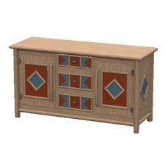 Wigwam Dresser The Sims 3 Dana Hobart Native American Furniture