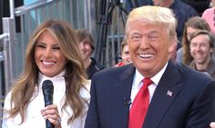 Melania just got a BIG-LEAGUE spike in her approval rating