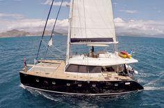 Sunreef 62 catamaran. http://www.aegean-catamarans.com/catamarans-for-charter/anassa-sunreef-62/