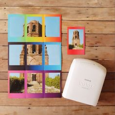 Endless possibilities with Fujifilm Instax Share printer!