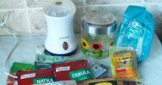 Zielona wśród ludzi: Coś za coś- przyprawa do zup, czyli alternatywa dla kostki rosołowej