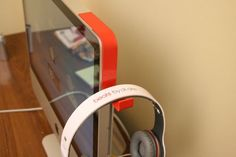 The Kancha Headphone Stand Works with Your iMac