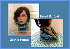 How To Crochet The Linked Up Cowl
