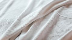 The Porto cotton rich bedspread in white is a stylish, light-weight, patterned bed cover. The Porto is entirely in white, with a textured diamond pattern. Bed Company, White Bedrooms, White Bedding, Bedspread, Diamond Pattern, Bed Covers, Bed Frame, Detail, Stylish