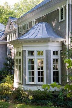 exterior colonial home windows - Google Search | Colonial Exterior ...
