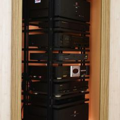 Avrak - Original rotating rack system